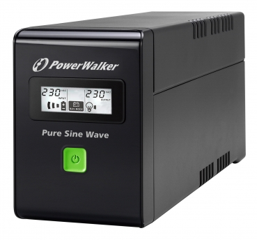 Refurbished PowerWalker VI 800 SW